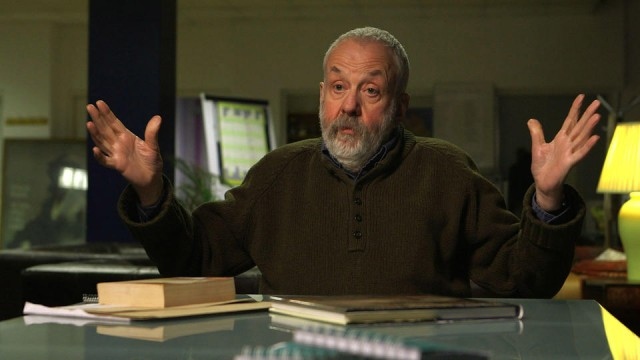 Mike Leigh in WHAT IS CINEMA Photo courtesy of Cohen Media Group.jpg