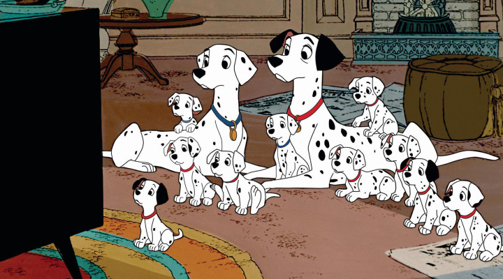 "Blu-ray Review: ""101 Dalmatians"""