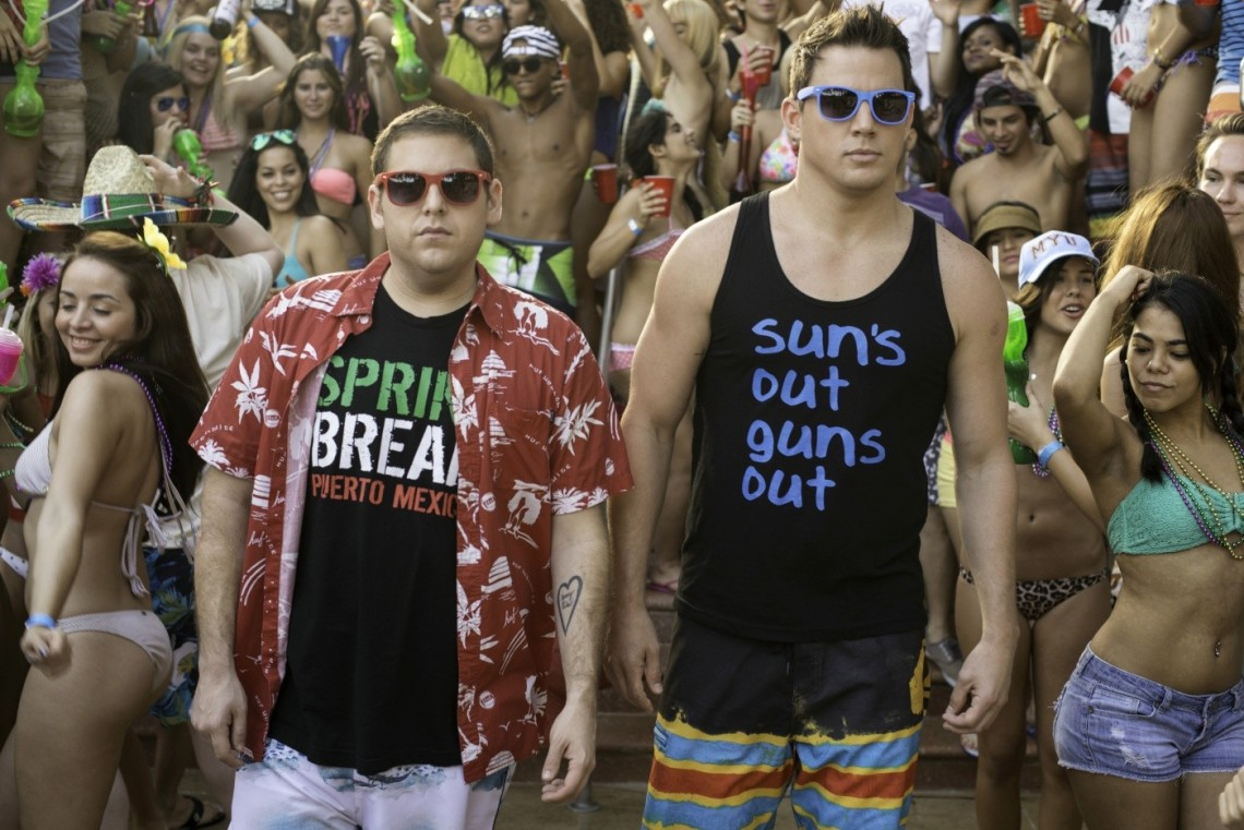 "Weekend Box Office: ""Jump Street"" Beats ""Dragon"""