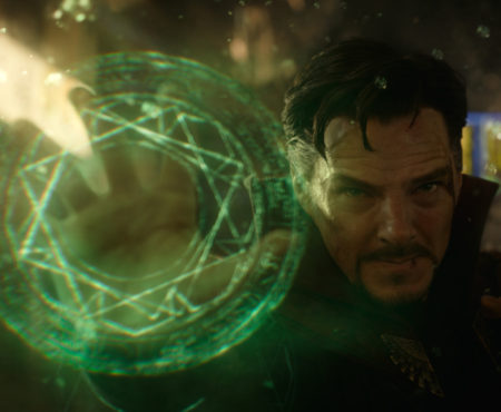 "Now Playing: ""Doctor Strange"""