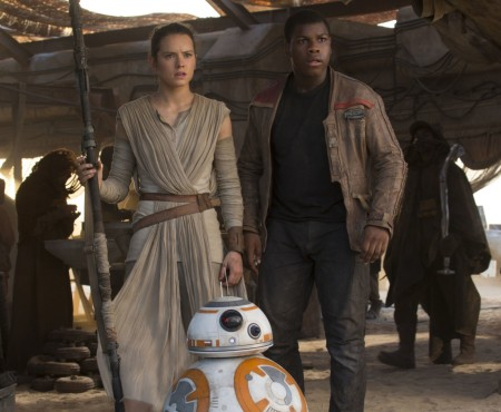 "Back to Basics in ""Star Wars: The Force Awakens"""