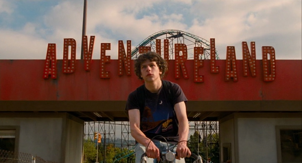 Adventureland Movie Cast
