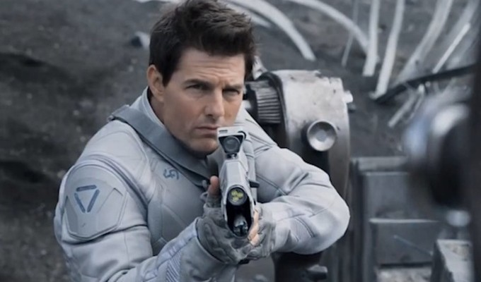 <b><i>Oblivion:</b></i> Science Fiction Comfort Food