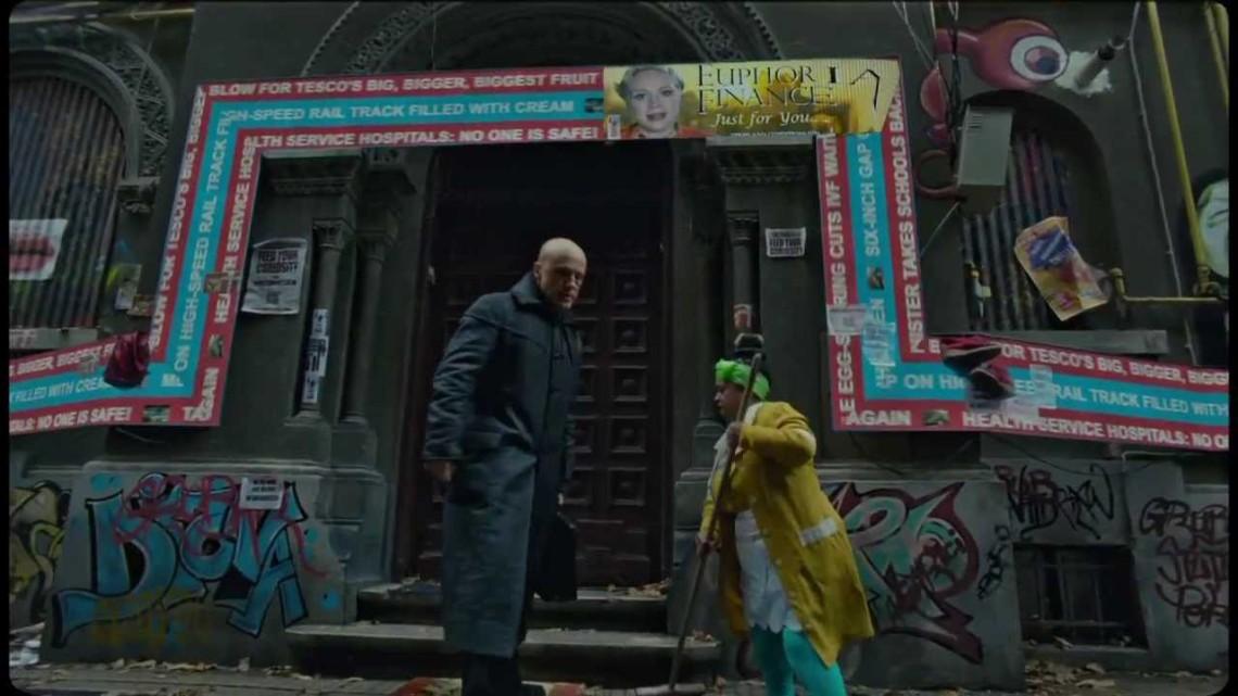Terry Gilliam's New Sci-FI Film 'Zero Theorem' Locks Up US Distribution
