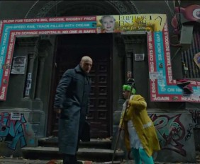 Christoph Waltz in 'The Zero Theorem' P002