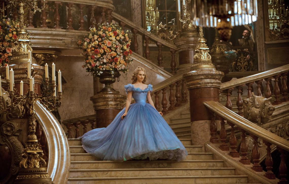 "Blu-ray Review: ""Cinderella"""