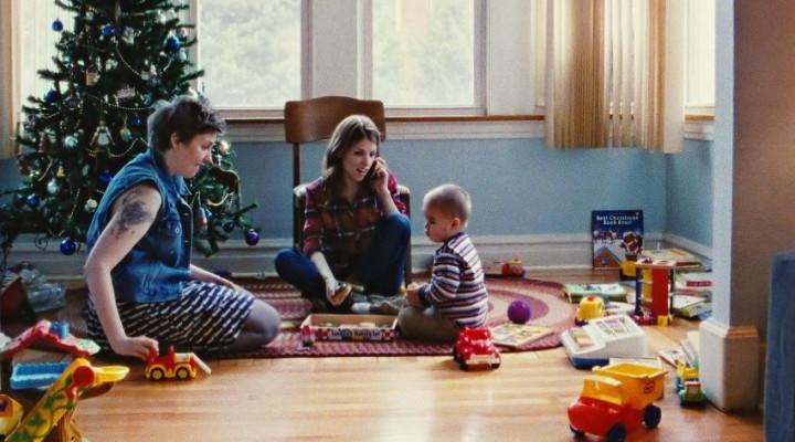 """Happy Christmas"" An Enjoyable Mumblecore Entry"