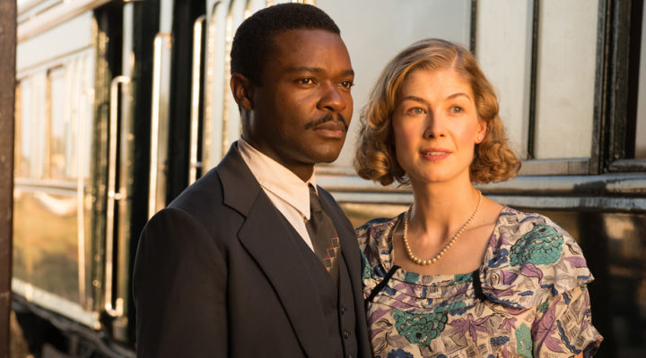 "David Oyelowo on the Timely, Timeless ""A United Kingdom"""