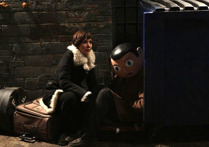 Maggie Gyllenhaal in 'Frank'