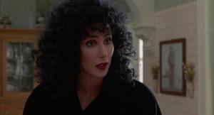 Moonstruck Cher