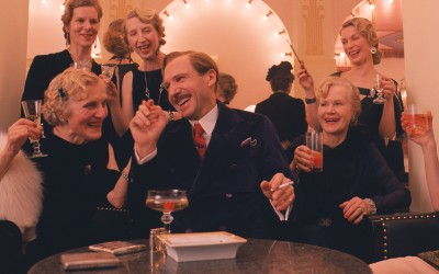 'The Grand Budapest Hotel', Fox Searchlight Pictures