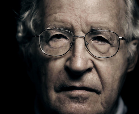 This Week's Cinema: On Noam Chomsky and Yitzhak Rabin
