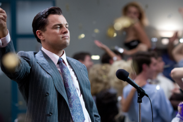 The Wolf of Wall Street-DiCaprio