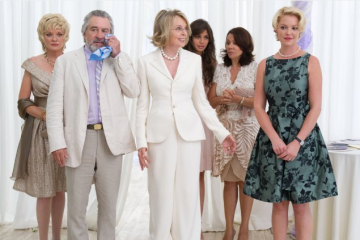 The Big Wedding review Robert De Niro Diane Keaton Katherine Heigl Topher Grace Amanda Seyfried Ben Barnes