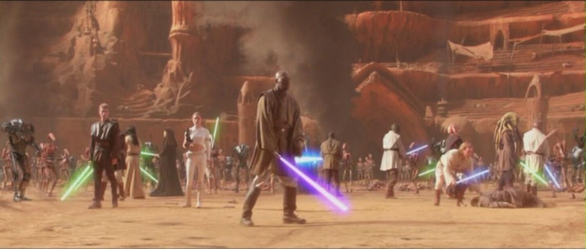 "Mousterpiece Cinema, Lucasfilm Bonus Episode Four: The ""Star Wars"" Prequels"