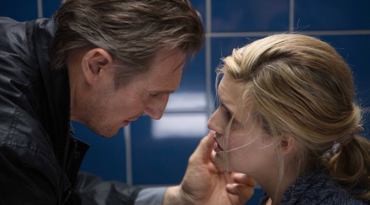 Liam Neeson and Olivier Megaton On Taken 3