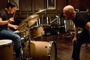 Miles Teller and J.K. Simmons Star in Whiplash