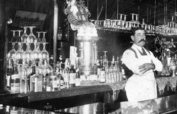 bartender bw