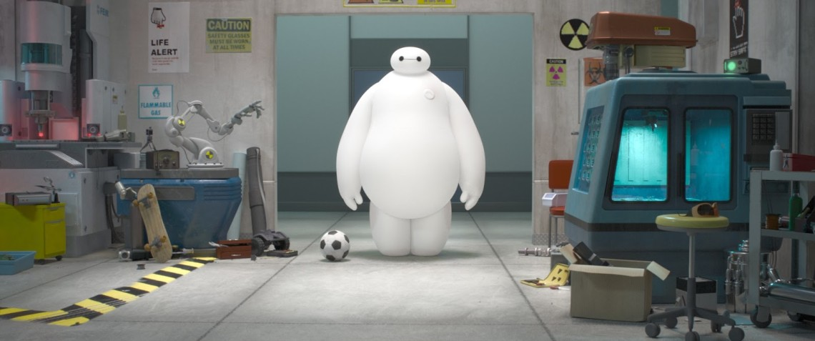 "Mousterpiece Cinema, Episode 170: ""Big Hero 6"""