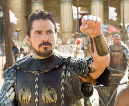"Weekend Box Office: White ""Exodus"""