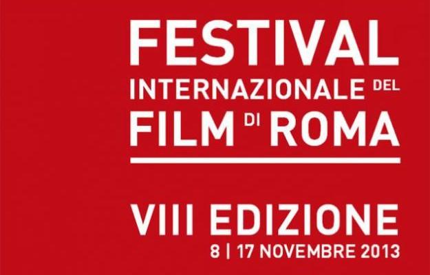 The 8th Rome Film Festival kicks off on 8 November