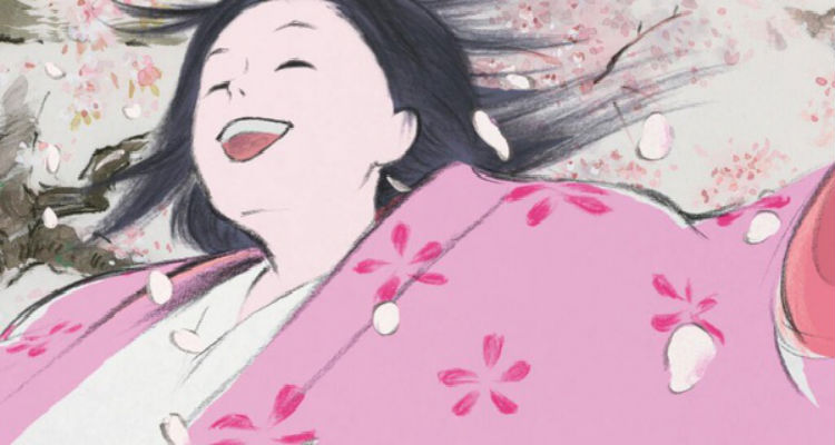 Studio Ghibli's 'Princess Kaguya' Trailer Is Long, But Beautiful
