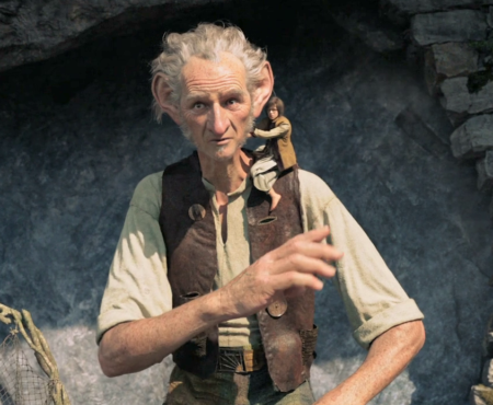 "Mousterpiece Cinema, Episode 256: ""The BFG"""