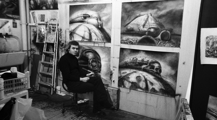 "Artist and ""Alien"" Creature Designer H.R. Giger Dead"