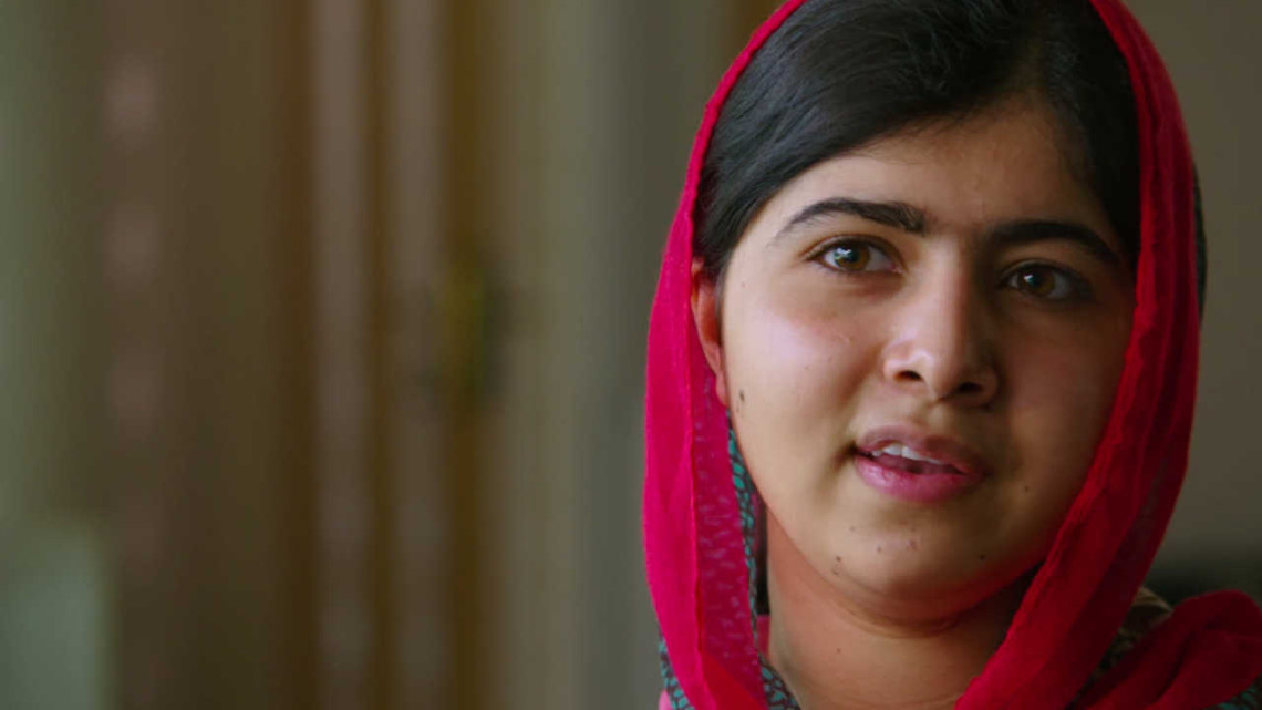 "Interview: Davis Guggenheim of ""He Named Me Malala"""