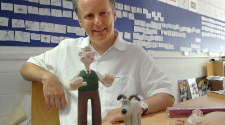Birthday Wishes: Nick Park Is Smashing, Gromit!