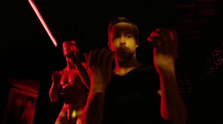 Nicolas Winding Refn's 'Only God Forgives' Is Like A Sleepwalker In Hell