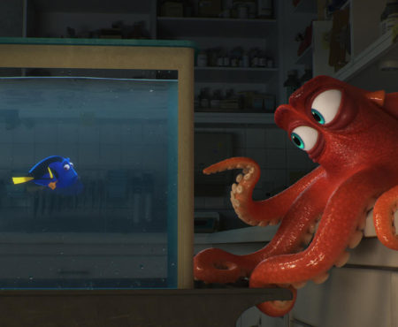 "Mousterpiece Cinema, Episode 254: ""Finding Dory"""