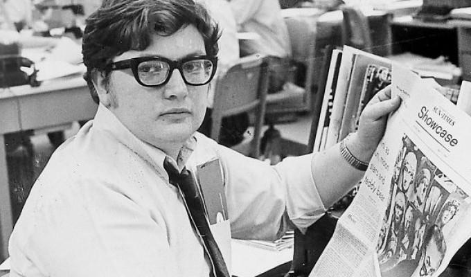 Roger Ebert Documentary 'Life Itself' to Premiere at Sundance Film Festival