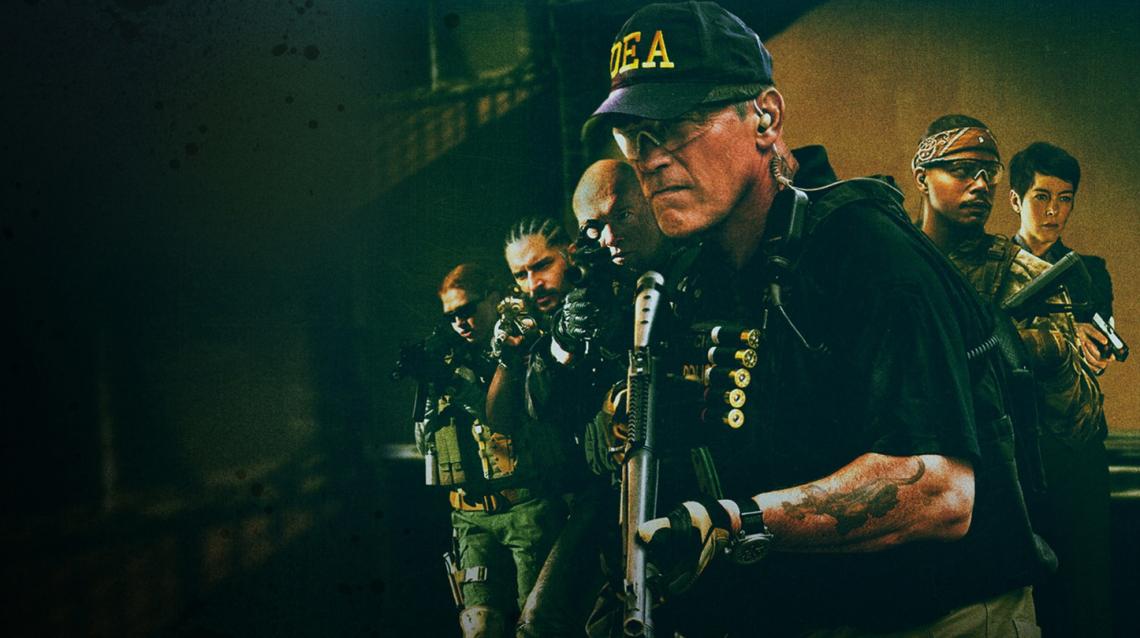 """Sabotage"": A Promising Return to Form For Arnold Schwarzenegger"