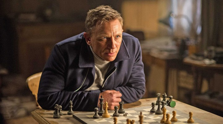 """Spectre"" Is Workmanlike Filmmaking"
