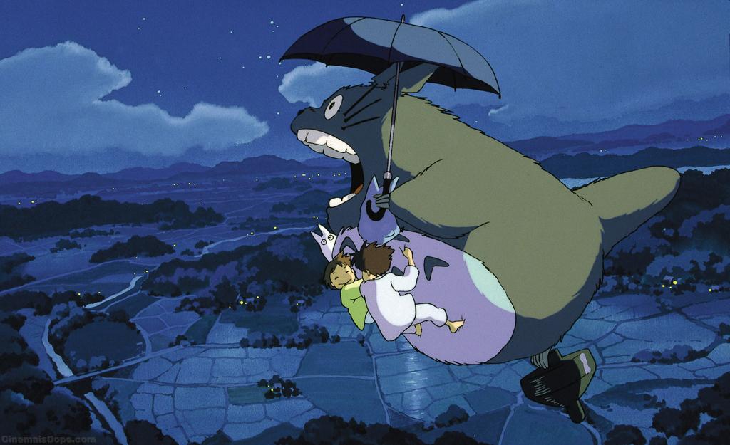 The Studio Ghibli Retrospective: 'My Neighbor Totoro'