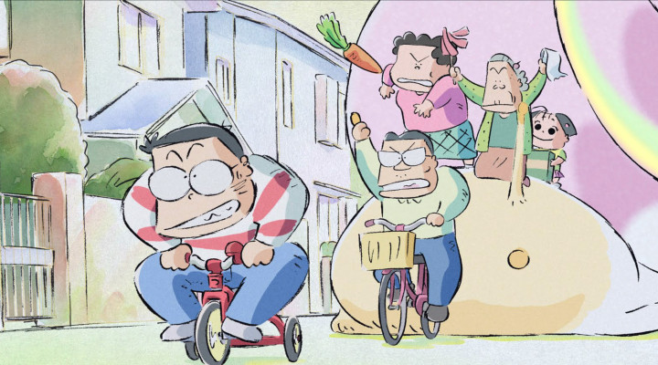 The Studio Ghibli Retrospective: 'My Neighbors the Yamadas'