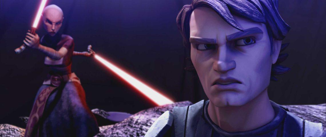"Mousterpiece Cinema, Lucasfilm Bonus Episode Seven: ""Star Wars: The Clone Wars"""