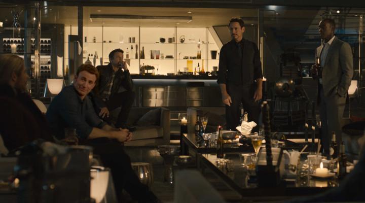"""Avengers: Age of Ultron"""