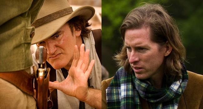 <b>Battle of Directors:</b> Wes Anderson vs. Quentin Tarantino
